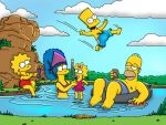 The Simpsons by tash360