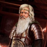 Lord of the Rings:Theoden by Thaldir