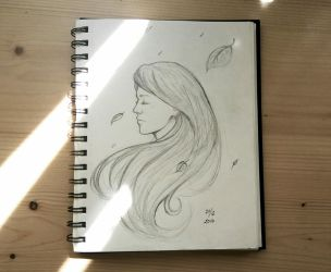 [My Sketchbook] #2 by KeiARTx
