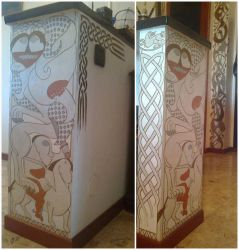 New Wall Paintings by Mskoll