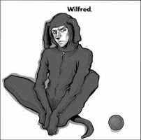 -wilfred- by Sattara