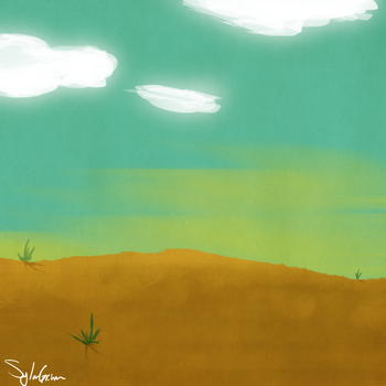 Desert by SylarGrimm