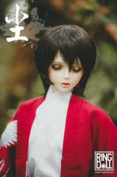 Ringdoll Chen(teenager size) was released by Ringdoll