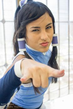 Korra - Sana 2015 by setcosplay