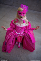 Ball of dreams - Roxy Lalonde Ballgown Dreamers by CallOfFateAndDestiny