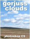 gorjuss CLOUDS photoshop CS by gorjuss-stock