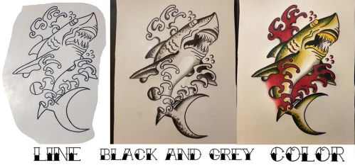 New School Designs On Dev Tattoos Deviantart
