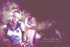 My life has changed since raccoon city by AnogaTheRose