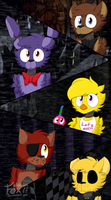 FIVE NIGHTS AT FREDDY'S by NightmareFox87
