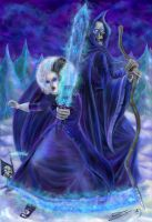 The Discworld Reapers by zorm