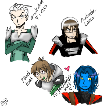 Xmen by loveforkuja