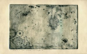 etching by TeiGessekai
