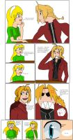 The Kylee comic pg 1 by BigJohnnyCool