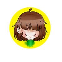 Undertale Icon - Chara by Kirastes