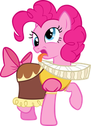 Pinkie Derp by cthulhuandyou