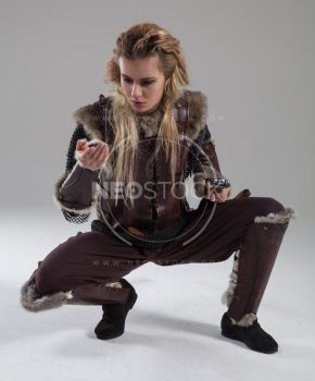 Pippa Medieval Warrior 253 - Stock Photography by NeoStockz