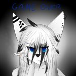 Game Over x3 by AlexxCather