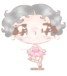 [FA] Betty Boop*+:.. by Menses-chan