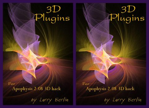 New 3D Plugins by Aporev