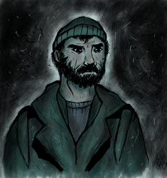 Randall Wayne (Deadlight) by AllyN-One