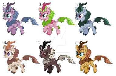 Kirin Adopts. by Claire-Cooper