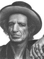 Keith Richards by Jumping-Jack-Flash