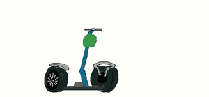 My First Muro Segway Attempt by PureTassel
