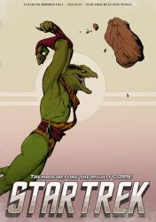Tremble Before the Mighty GORN! by Rodrigo-Vega
