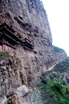 hanging monastery by bluebell-mi