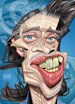 Steve Buscemi by RussCook