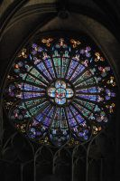 stained glass 4 by whynotastock