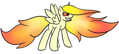 Flame by MonsterMomma