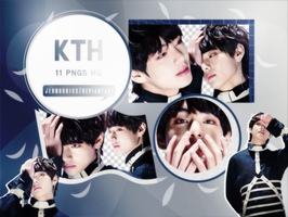 PNG Pack|Taehyung #3 (BTS) by jeongukiss