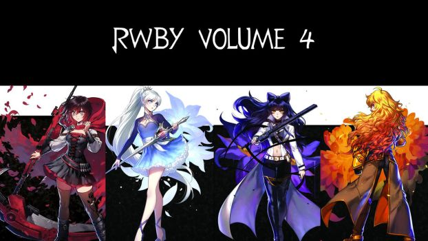 Team RWBY outfits for volume 4 by bkmacrunner
