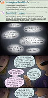 FNAF - Ask#34 Why Springtrap Smiles by Atlas-White