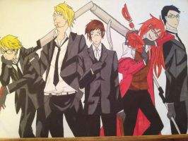 Reapers ~ Coloured by thegrudgegirl96