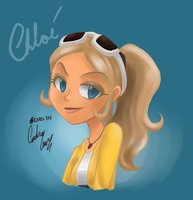 ChloeFinished by KielGreenleaf