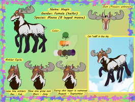 Hugin: Reference sheet by Elmer157Typhlosion