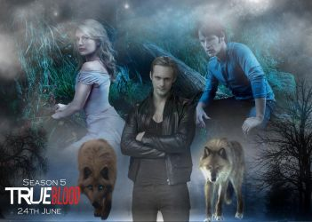 True blood Promo contest new entry by Charmedstar07