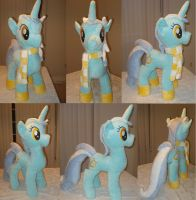 31 inch Lyra Heartstrings Plush - FOR SALE by PantherPawCreations