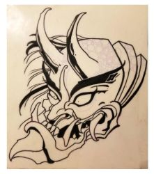 Traditional Tattoo Designs 4th Final Thick Pad! by Halasaar01