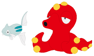 Remoraid and Octillery Base
