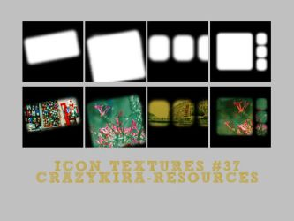 Icon Textures .37 by crazykira-resources