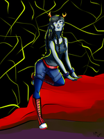 Vriska Serket by kera-moondust