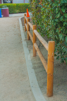 AVC - Wood Fence by JVanover