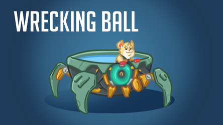 Wrecking Ball as a lukewarm bowl of water by Lukidjano