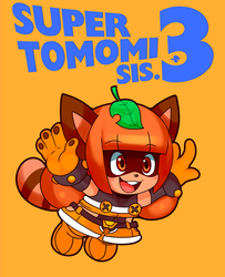 Super Tomomi Sis. 3 by CheloStracks