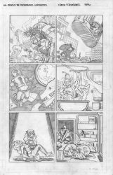 Simpsons Super Spectacular #16 pg6 by ToneRodriguez