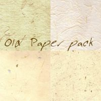 old paper textures pack by yulia7