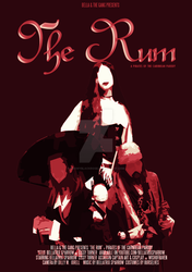 THE RUM - promotional poster by snowyblackrose